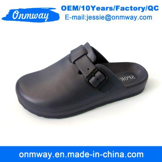 f7316d0cd3963 China Minimalist Unisex Clogs Beach Shoes - China Light Weight ...