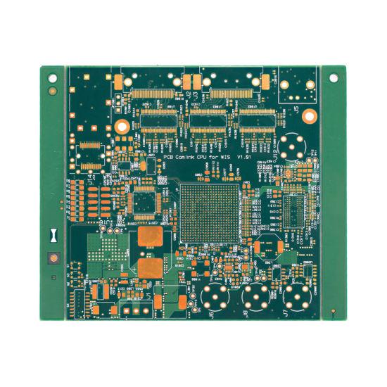OEM/ODM Fr4 16L PCB Printed Circuit Board Multilayer 16 Layers PCB HDI PCB Design and PCB