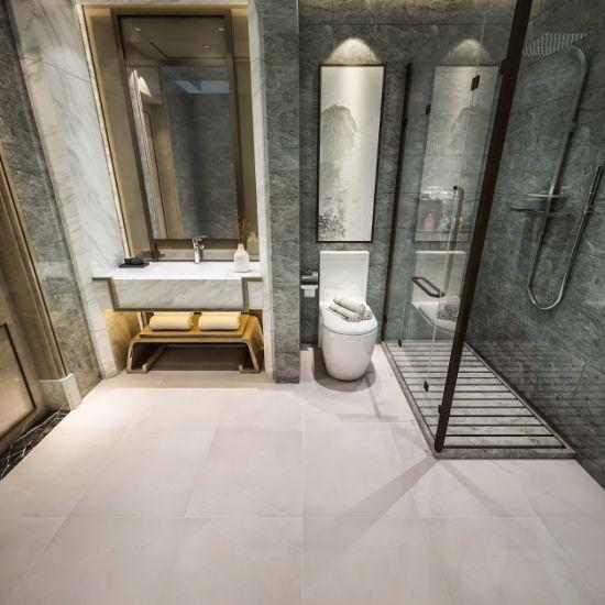 Inexpensive Slip Resistant Porcelain Matte Rustic Bathroom Floor Tile