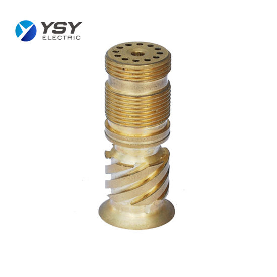 Precision Brass/Copper CNC Machining Valve Body Parts for Industry