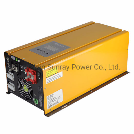 Configurable LCD Display 1000watts to 6000watts 12V 24V 48V DC to AC Low Frequency Inverter
