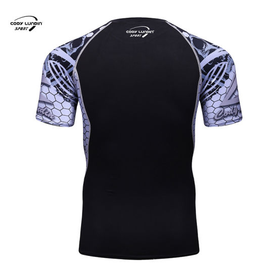 Cody Lundin Latest Plain Blank Cotton Sport Men Short Sleeve T Shirt