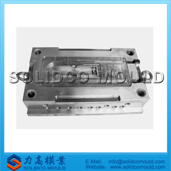 Plastic Injection Dustbin Bucket Mould