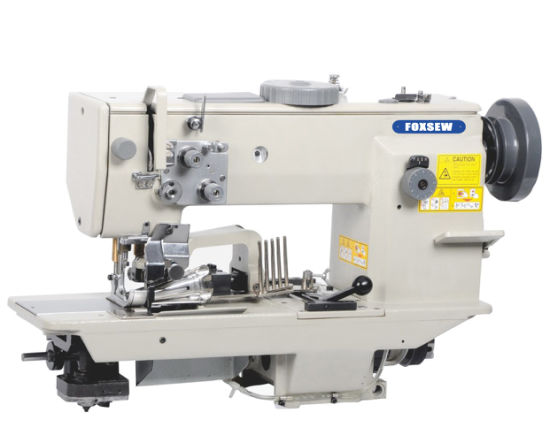 Heavy Duty Automatic Cutting and Tape Binding Sewing Machine