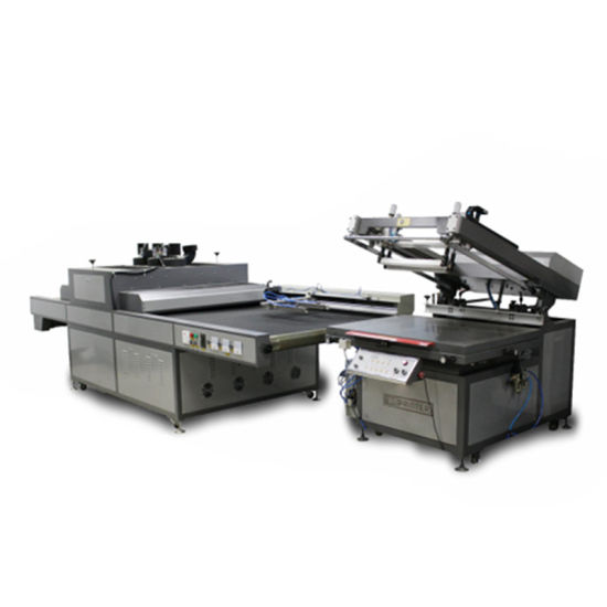 Automatic Screen Printing Machine for Solar Panel Labels and Stickers