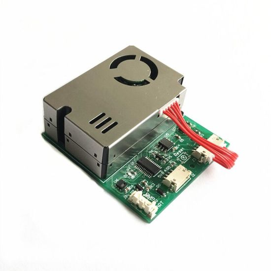 4in1 Four-in-One Air Detection Sensor Module Hw300d2 Pm2.5 Sensor Air Quality Sensor pictures & photos