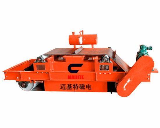 Rcdf Series Oil-Cooling Electromagnetic Separator Dump pictures & photos