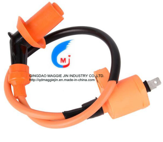 China Motorcycle Part Engine Parts Ignition Coil of Diabolo