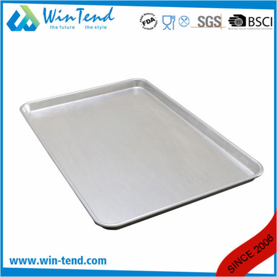 Hot Sale Aluminum Bread Bakery Baking Tray Pan 600*400mm pictures & photos