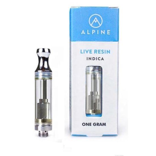 Vaporizer Pen Cartridges Alpine E Cigarettes Cbd Oil Vape Pen Cotton Coil  Atomizer