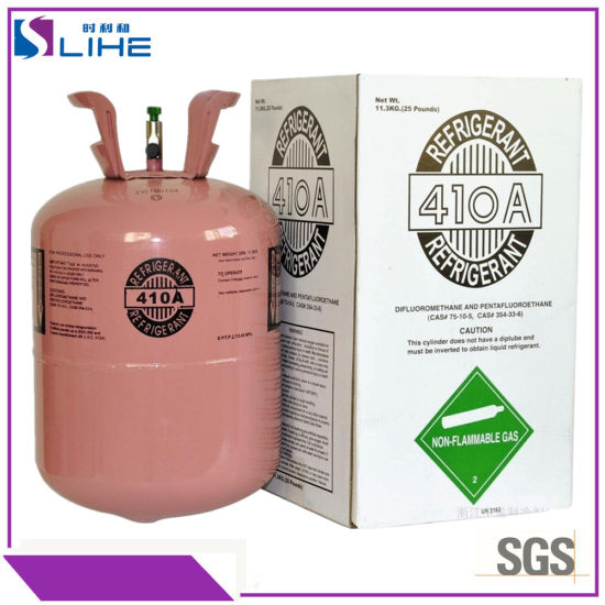 Best Quality Gas >> Best Quality Gas Refrigerant R410a For Commercial Air Conditioning