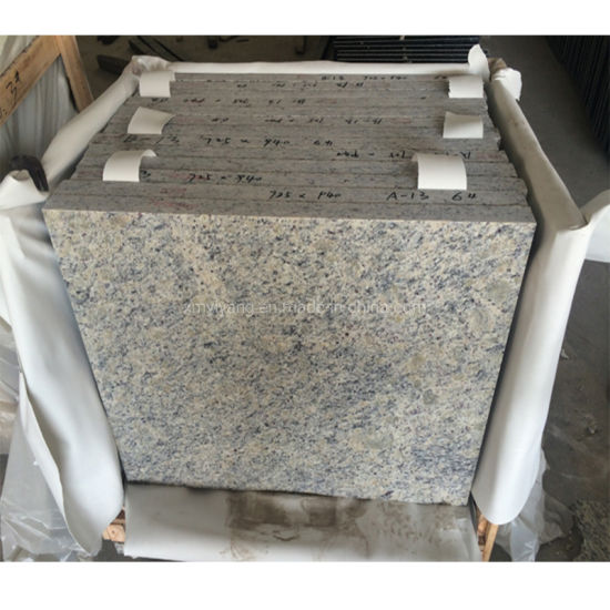 Polished Grey/Brown/White/Yellow Tiles/Slab Granite for Paving/Outdoor/Wall/Floor/Kitchen