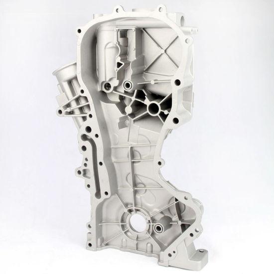 Auto Transmission Housing Aluminum Die Casting with JIS Standard
