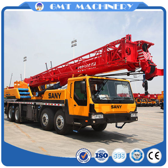 25ton Sany Stc250 Hydraulic Truck with Crane for Sale