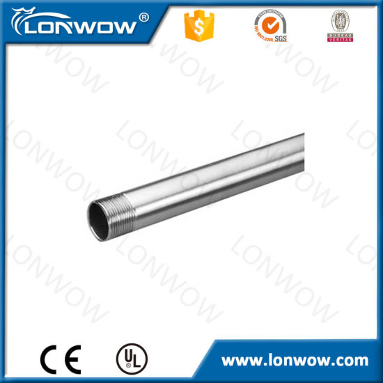 Round Tube Stainless Steel Pipe