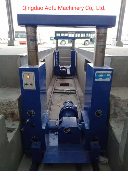 High Quality Large Quality Electro Mechanical Four-Post Car Lift
