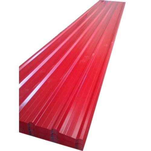 Building Material Galvanized PPGI Color Coated Steel Roofing Sheet