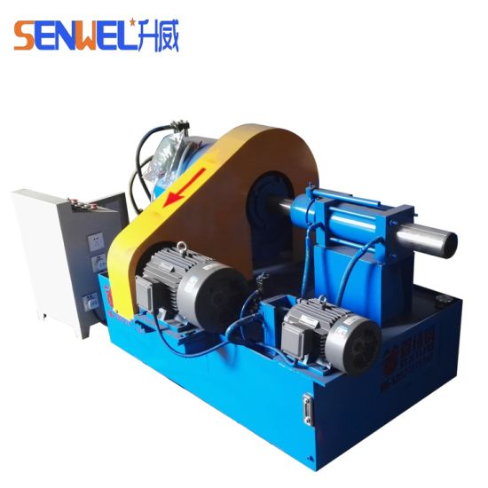 Metal Tube Rotary Swaging Forging Embossing Machine
