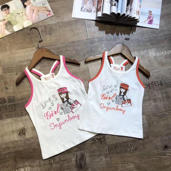 Wholesale Children Clothing Stock Appear Pattern Cute Cotton Vest