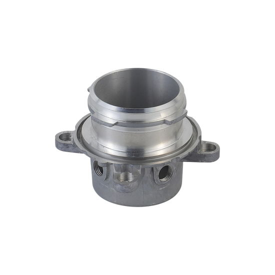 Custom Aluminum Die Casting Parts for Telecomunication Industry