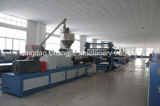 PE PS PMMA PVC Sheet/Board/Panel Extrusion Machine/Production Line