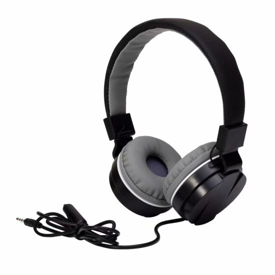 Headset with Wired Mobile Phone 3.5mm