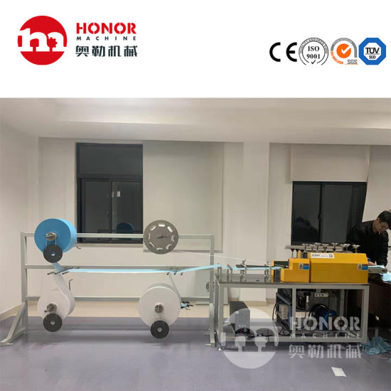 Wholesale Sales of Three - Layer Disposable Non - Woven Mask Production Machinery