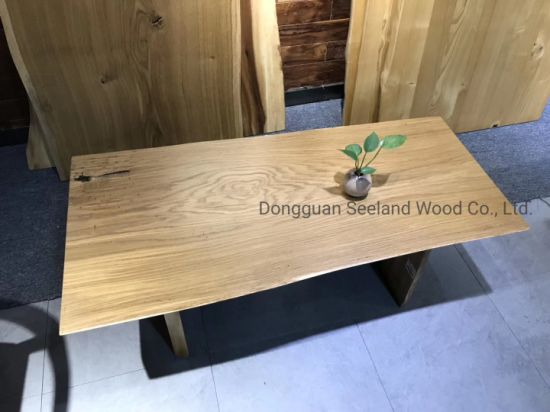Custom Size Maple Solid Wooden Table