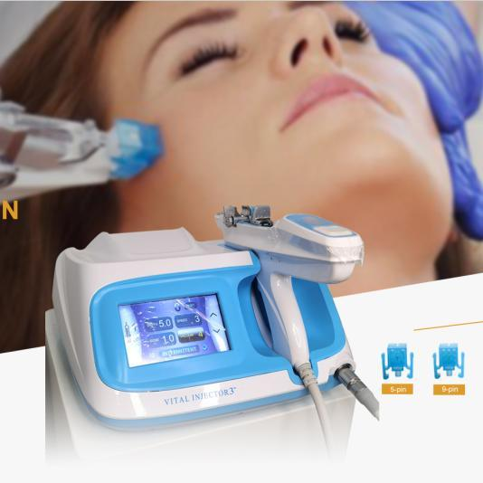 Vital Injector 2 Filler Serum Injection Vital Injector VI3 Mesogun Injector Mesotherpay Clinic Machine