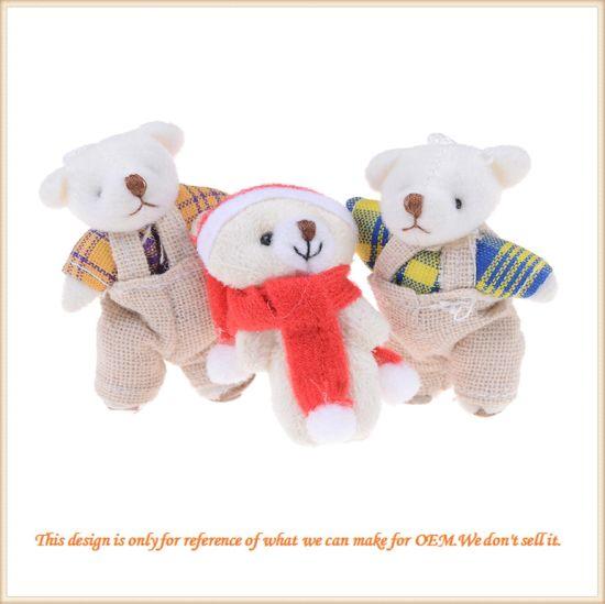 Plush & Stuffed Cute Teddy Bear Christmas Gift