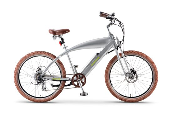 Wholesale New Design 350W 48V City Electric Bicycle with Lithium Battery pictures & photos