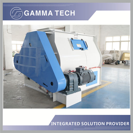 China Supply Best Good Quality Poultry Feed Mixer for Chicken Powder Feed Mixing
