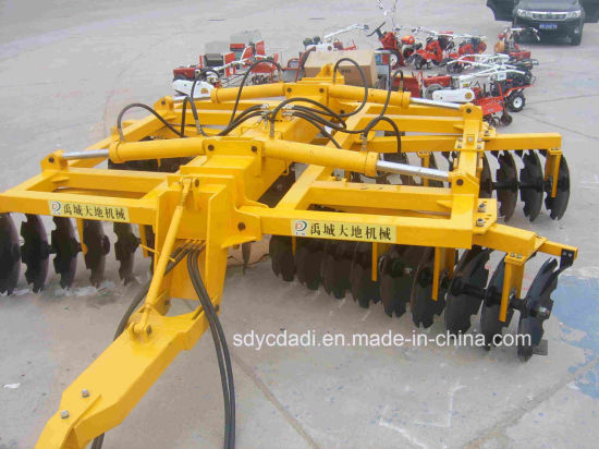 1bzdz -4.8 Heavy-Duty Hydraulic Wing Disc Harrow/Harrow Disc/Disk Harrow