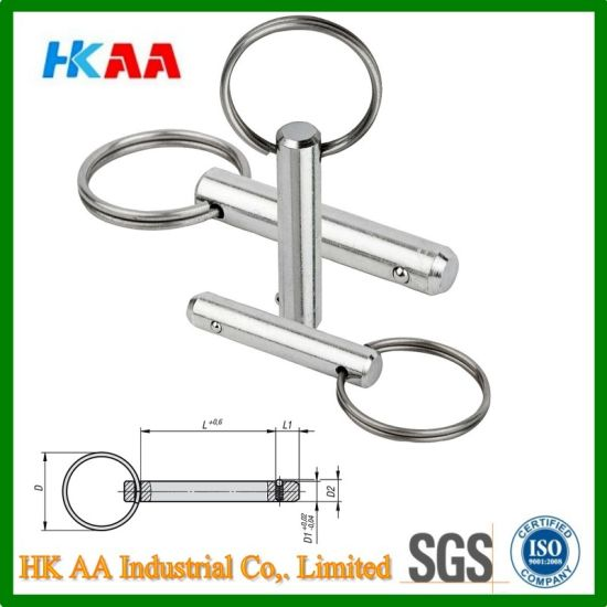 Locking Pins with Folding Latch pictures & photos