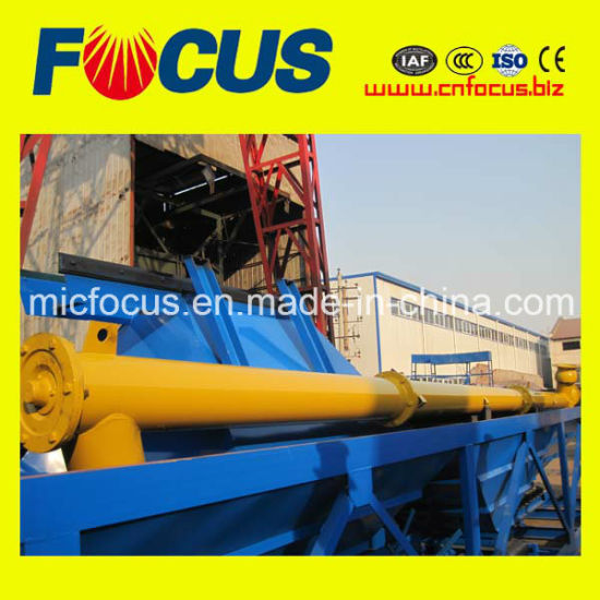 High Efficiency Spiral Cement Conveyor, Screw Conveyor for Cement Silos pictures & photos