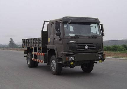 Sinotruk HOWO 4X4 Cargo Truck for Sale