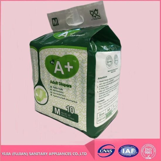 The Best Quality Adult Diaper OEM pictures & photos