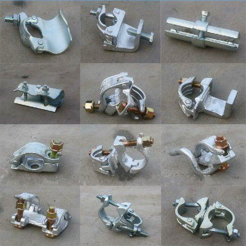 76*48.3mm Scaffolding Swivel Coupler Clamp pictures & photos