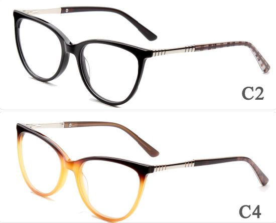 0783290b8d2 Online Hot Sale Acetate Metal Eyeglasses 2018 Designer Stock Eye Glasses  Frame Wenzhou Optical Frames Ready Stock Available See Bester Eyewear