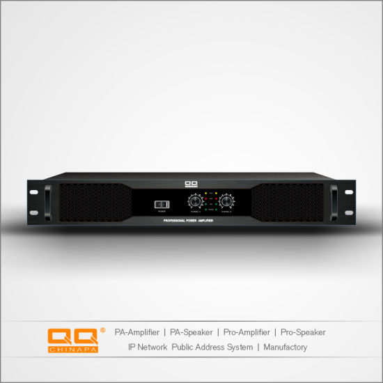 Power Digital Amplifier with 2 Channel or 4 Channel 300-500W