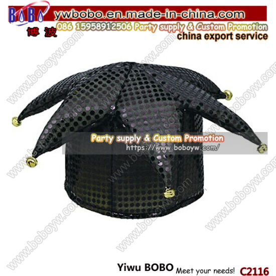 Party Items Halloween Costumes Accessory Promotional Cap Party Hat Funny Hat Crazy Hat (C2116)