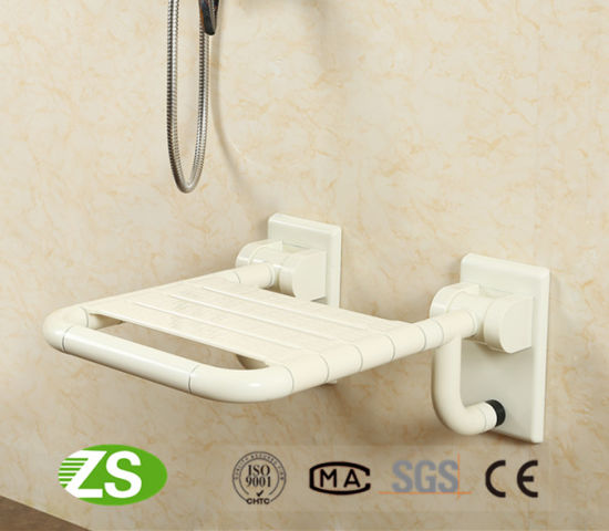 Bathroom Wood Folding Toilet Shower Chairs for Disabled