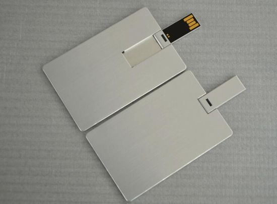 New Arrival Business Card USB Flash Disk 1GB-64GB USB Flash Drive Good Gifts for Business pictures & photos
