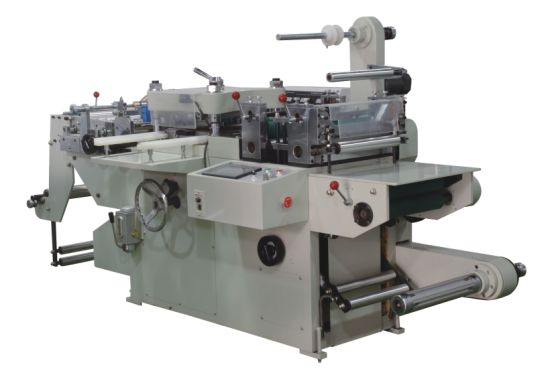 Jiayuan Excellent Quality Roll to Roll Die Cutting Machine for Label