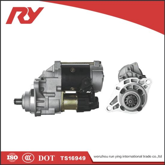 Awesome China 24V 4 5Kw 11T Starter Motor For Isuzu 1 81100 310 0 0 24000 Wiring Digital Resources Talizslowmaporg