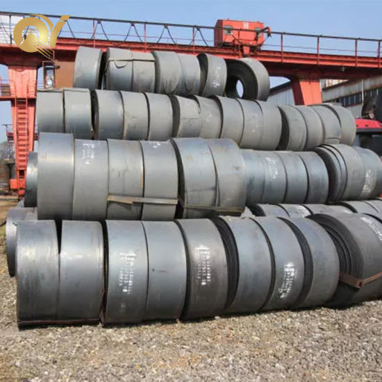 Q235B Q235 Ss400 Black Steel Cold Rolled Black Annealed Carbon Steel Coil
