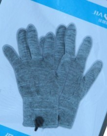 Conductive Fiber Electrode Gloves for Tens/EMS Machine pictures & photos