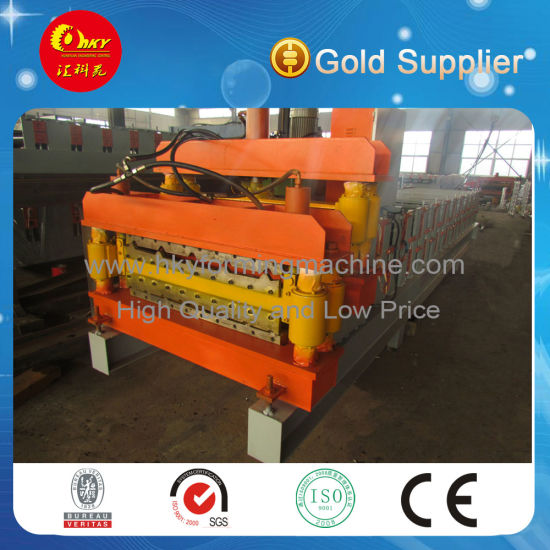 Good Quality Double Layer Profile Forming Machine pictures & photos
