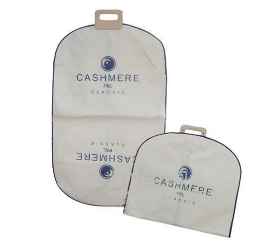 China Metal Laminated Garment Bag/Non Woven Garment Bag/Dress Garment Bag pictures & photos