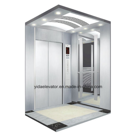 Vvvf FUJI Freight Home Passenger Villa Elevator From Manufacturers Factory